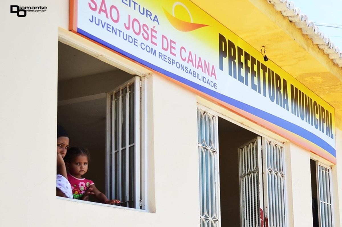 Prefeitura de São José de Caiana Lança edital para Concurso Público oferecendo 52 vagas